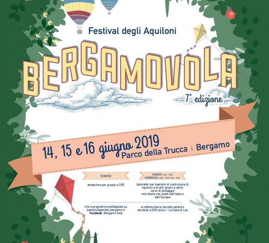 BergamoVola Aquiloni 2019
