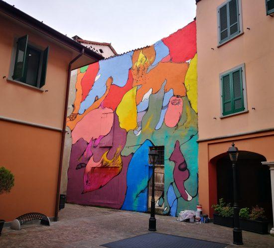 Festival Muralismo Street Art Pianura urbana Treviglio