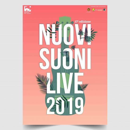 Locandina evento Nuovi Suoni Live 2019