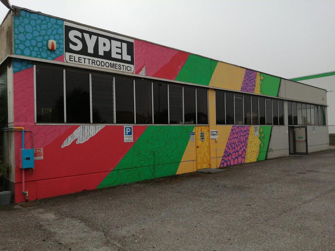 Sypel Restyling Murale