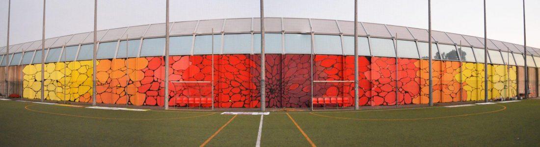 Associazione Osio Sopra restyling murale